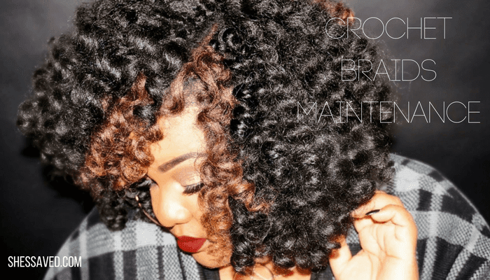 4 Easy Steps to Maintain Your Crochet Braids
