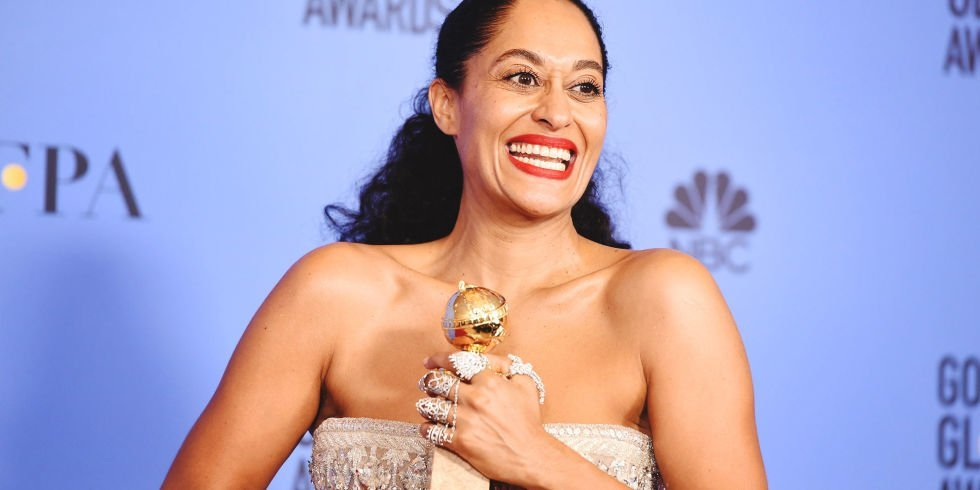Tracee Ellis Ross' Historic Golden Globes Win