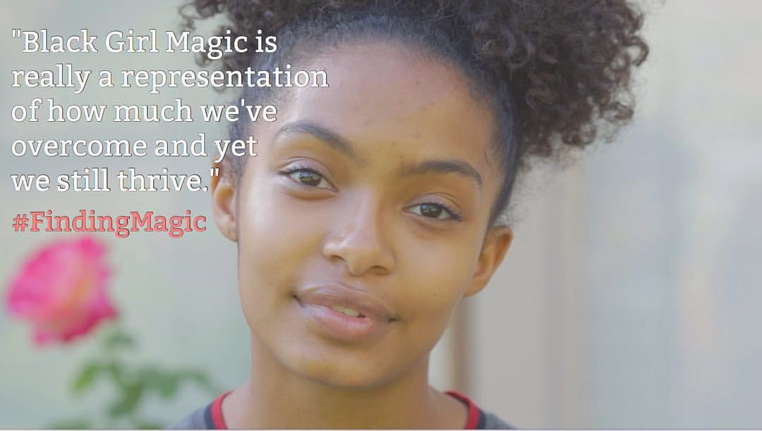 Watch 'Finding Magic' A Short Film On Black Women And Self Love