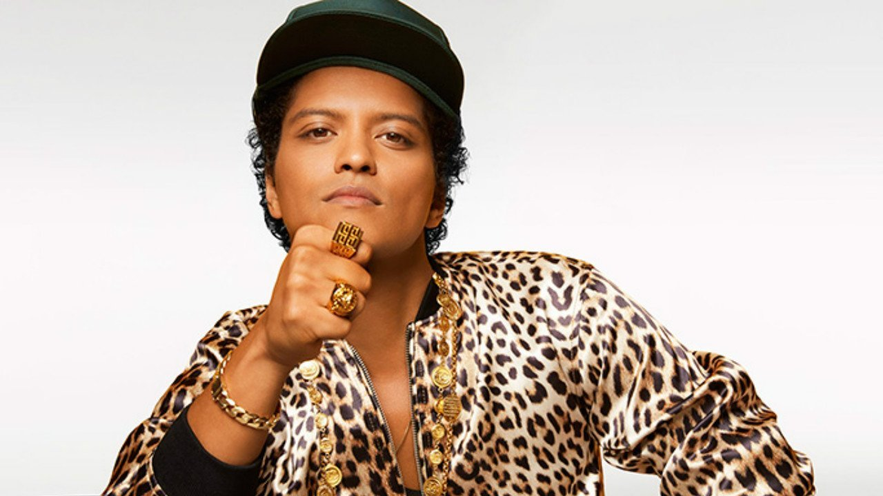Bruno Mars Says He Wouldn't Be Here If Not For Black Artists