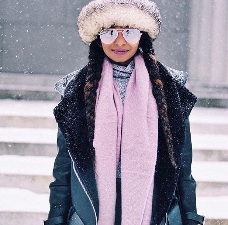 Protecting Your Hair From the Elements