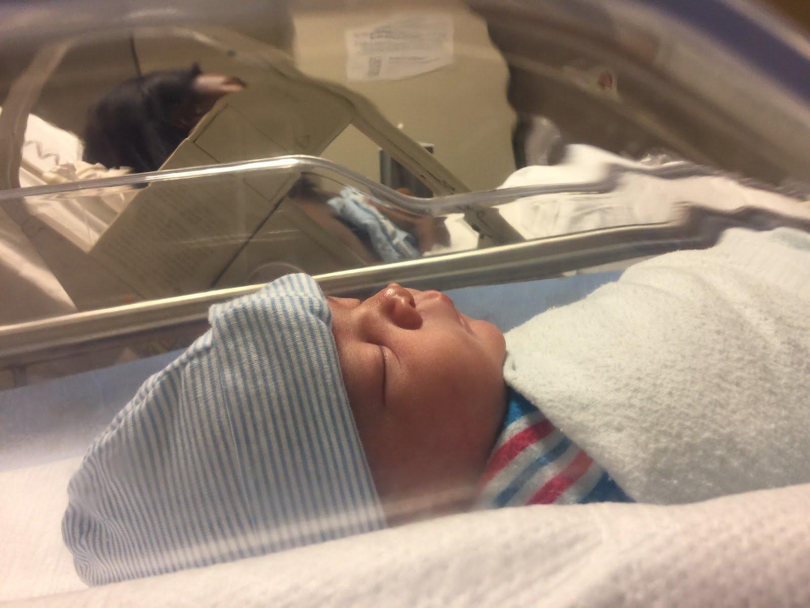 #NewKidAlert: Baby Number 2 Is Here!