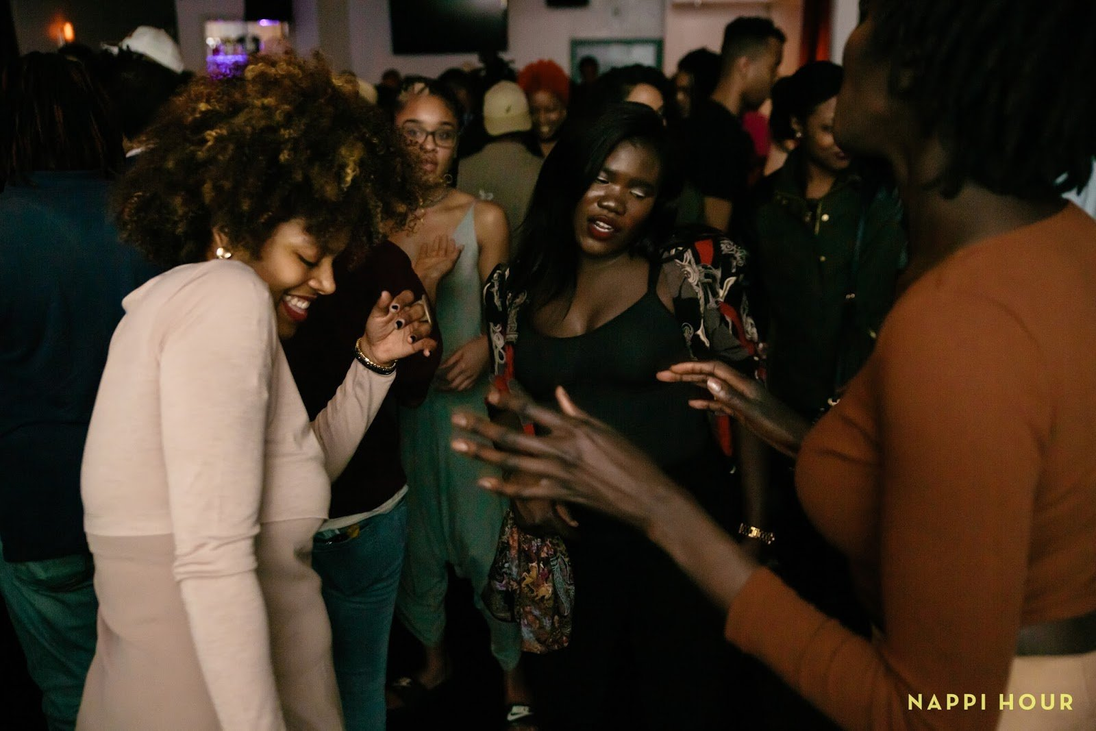 How Nappi Hour Is Changing The Black Happy Hour Scene in Chicago