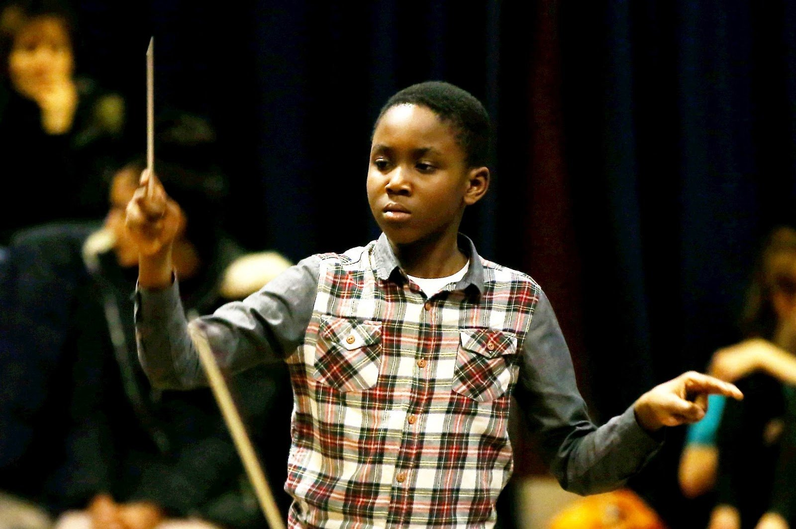 11-Year-Old Black Prodigy Will Become World's Youngest Orchestra Conductor