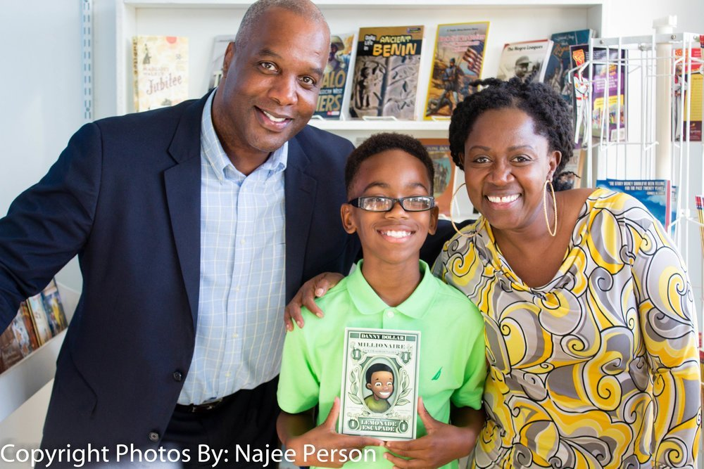 This 11-Year Old Started A Book Club To Help Young Black Boys See Themselves More In Books