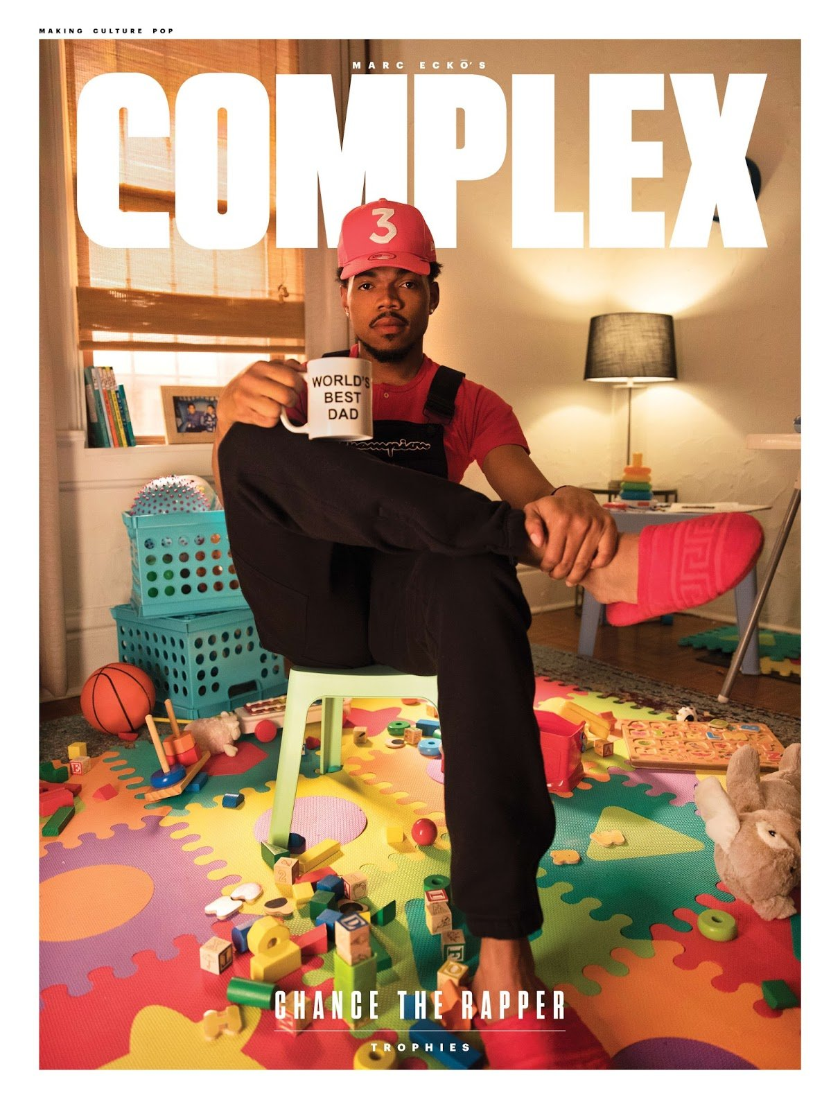 Chance The Rapper Speaks On Being A Father, Moving Back In With His Parents
