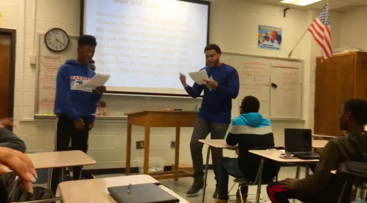 Teacher Remixes 'Bad & Boujee' To Teach Students About Civil War, Creates 'Mad & Losing'