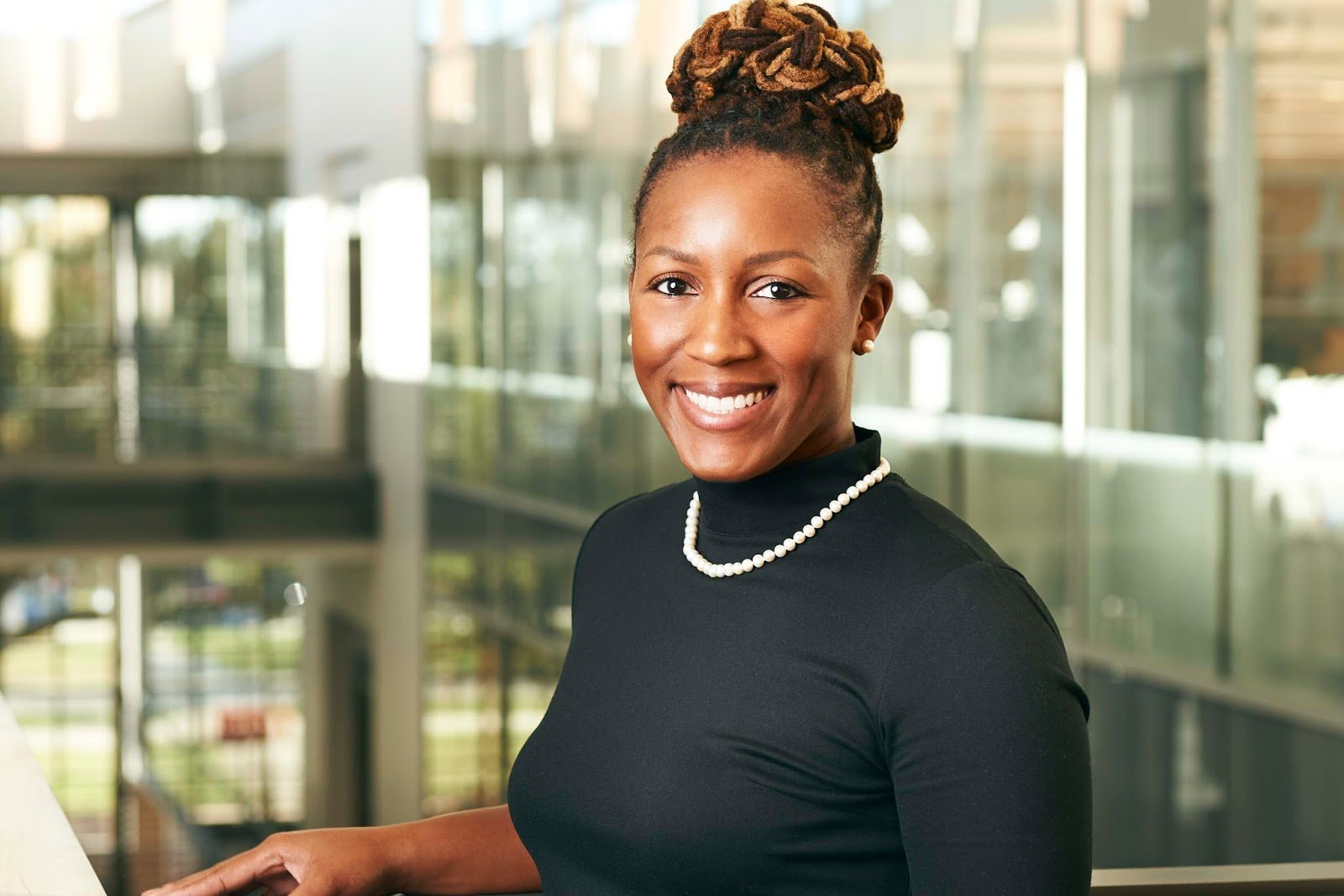 Engineering Faculty Member Lavonda Brown Is Using Technology To Predict Alzheimer's Disease