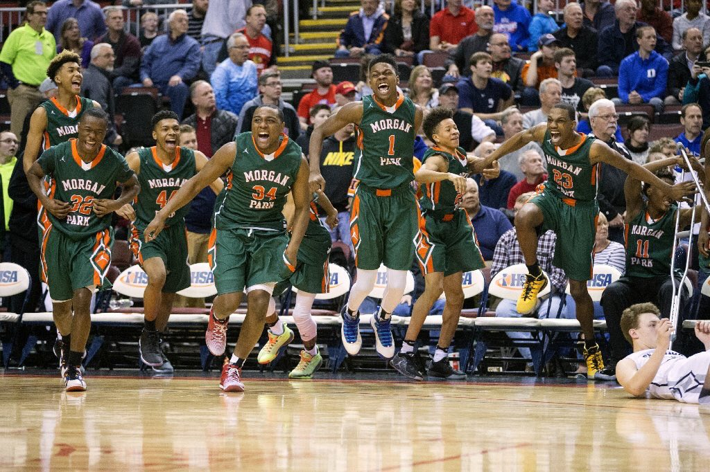 Chicago High School Wins State Basketball Title, But The School Can't Afford Rings