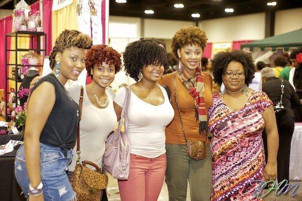 Celebrating Twenty Years of The World Natural Hair, Health & Beauty Show