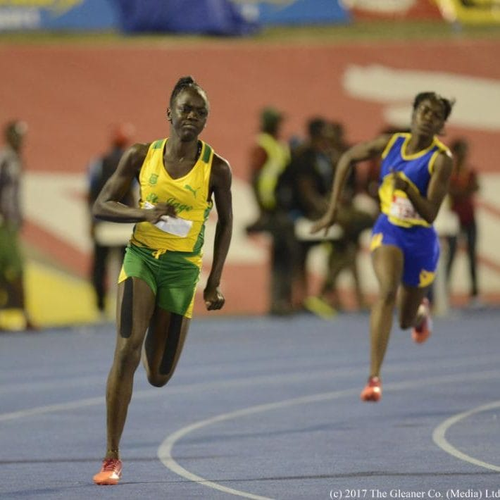 The World's Fastest Man Has Some Competition, And She's Only 12
