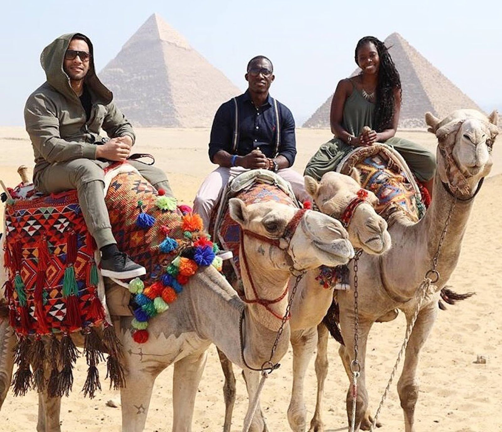 How Black Travelers Are Creating A Space For Young Blacks To Travel The World