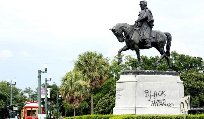 The Detailed Historical Reasons Why Those New Orleans' Confederate Monuments Needed to Go
