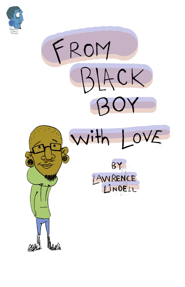 """This Children's Book """"From Black Boy With Love"""" Is Teaching Black Boys To Respect Black Girls"""