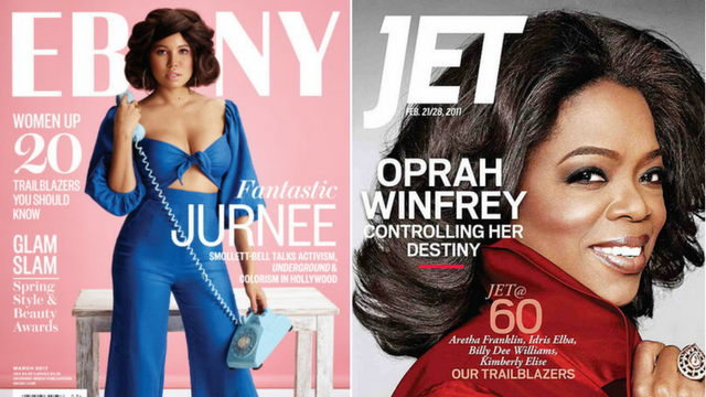 Historic Ebony Magazine Cuts A Third Of Staff, Plans Move to Los Angeles
