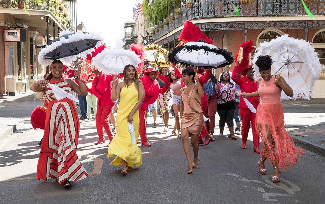 "WATCH: Hilarious Trailer for Movie ""Girls Trip"", Featuring Jada Pinkett Smith, Regina Hall"
