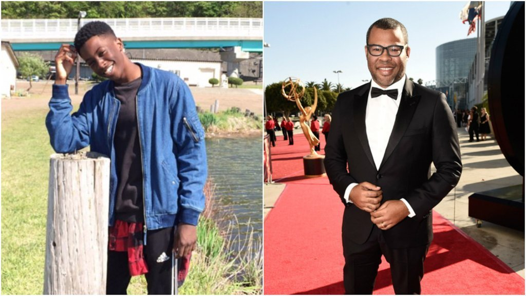 Twitter Just Helped This High Schooler Land A Major Opportunity With Jordan Peele