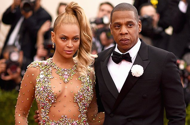 Jay Z And Beyonce Are Officially a Billion-Dollar Couple