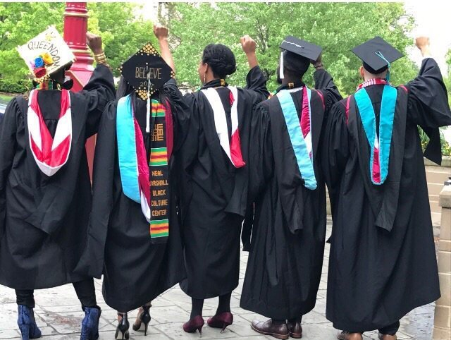 Black Grads Are Highlighting Their Graduation Photos Using #BlackAndHooded