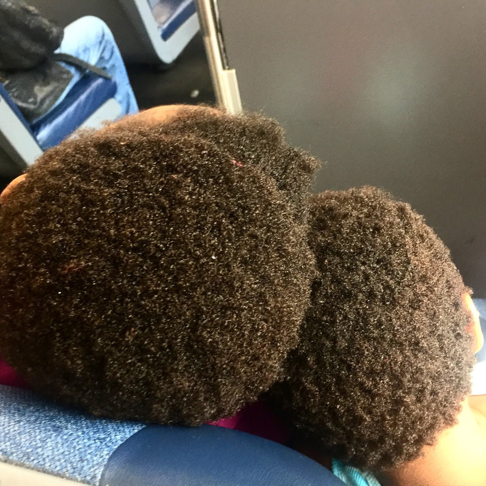 How I Learned To Love My Daughter's 'Carpet Texture' Hair