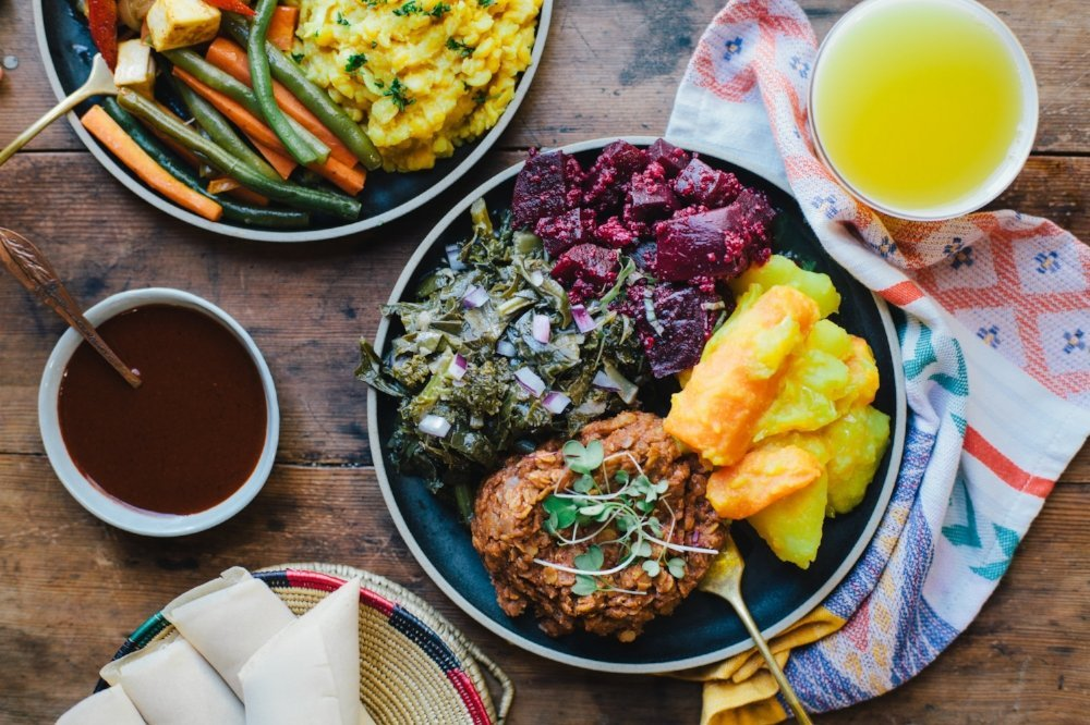 5 Black-Owned Vegan Restaurants To Try in California