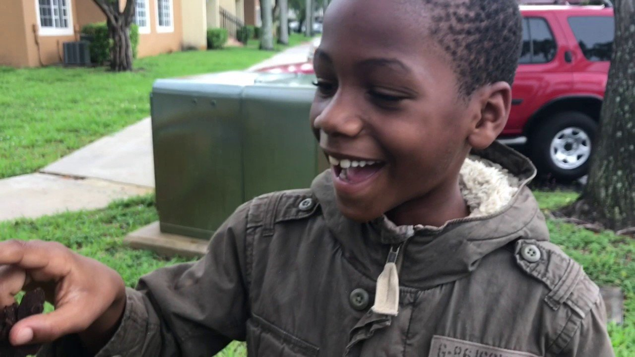 Meet Aiden The Zoologist, The Kid Genius And Star In The Making