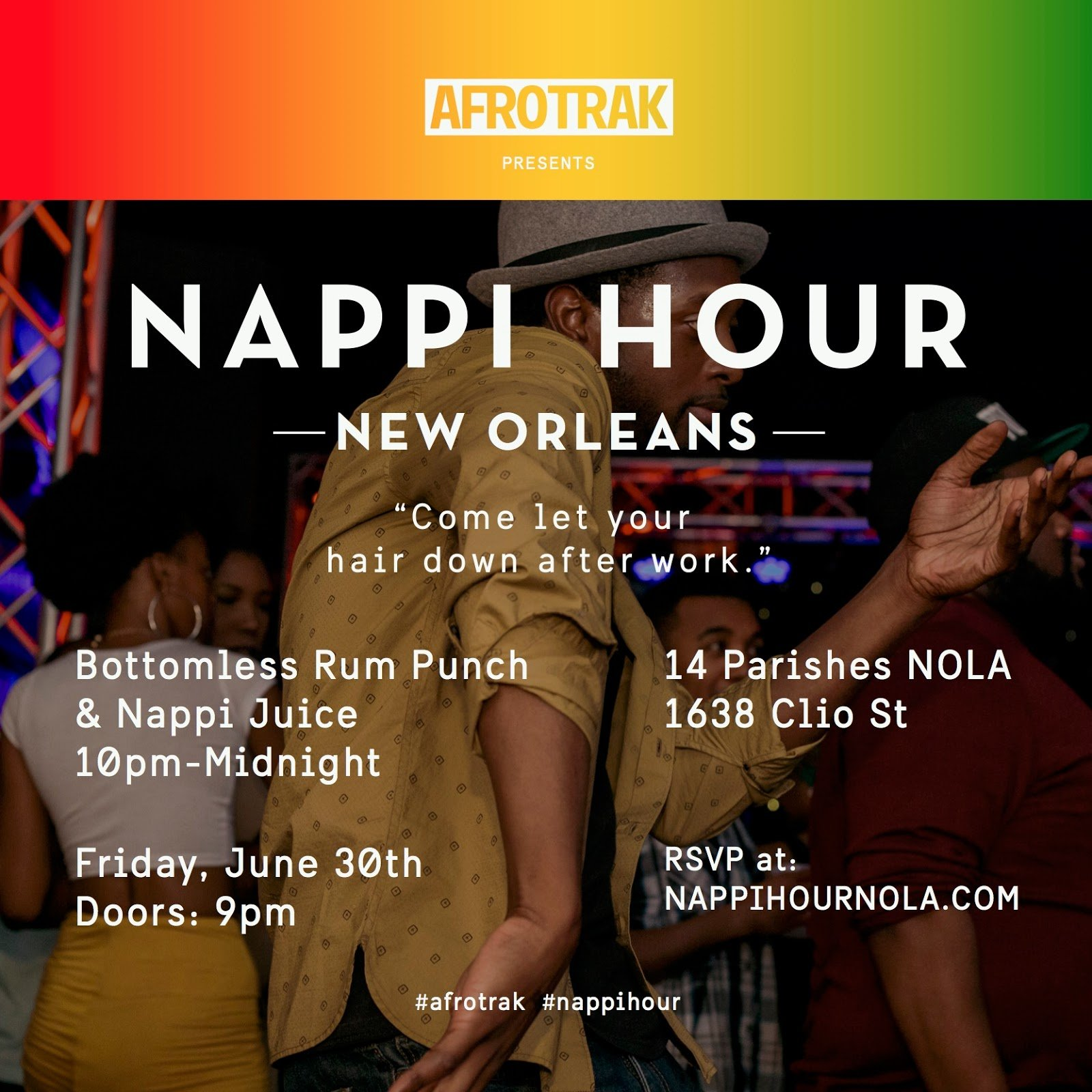 Nappi Hour Is Headed to New Orleans for Essence Fest