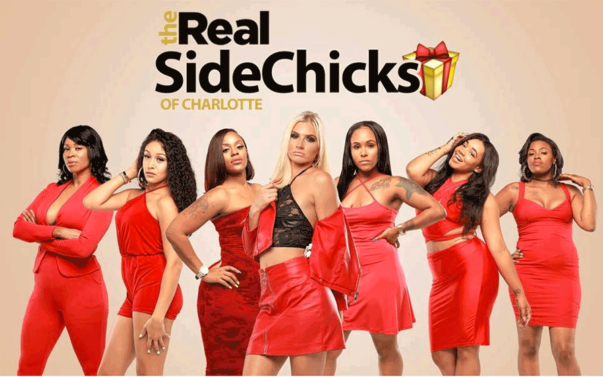 'The Real Sidechicks Of Charlotte' Is A Real Thing And It's Sad
