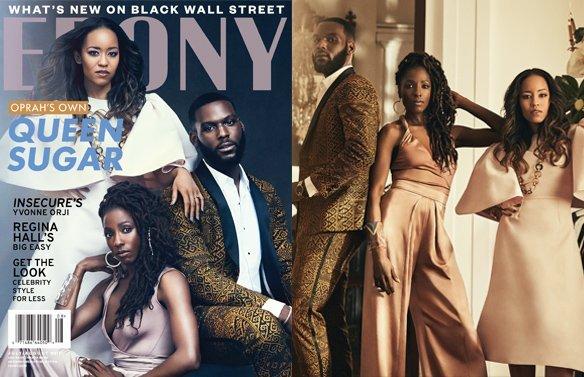 We're Loving This 'Queen Sugar' Issue Of Ebony Magazine