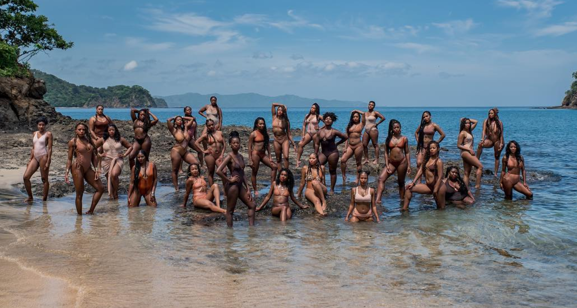 These Deltas Reunited For Their 10th Deltaversary In This Melanin Filled Photoshoot