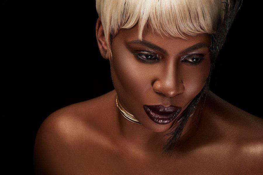 Makeup Artist Camara Aunique's Editorial Pays Homage to #BlackGirlMagic