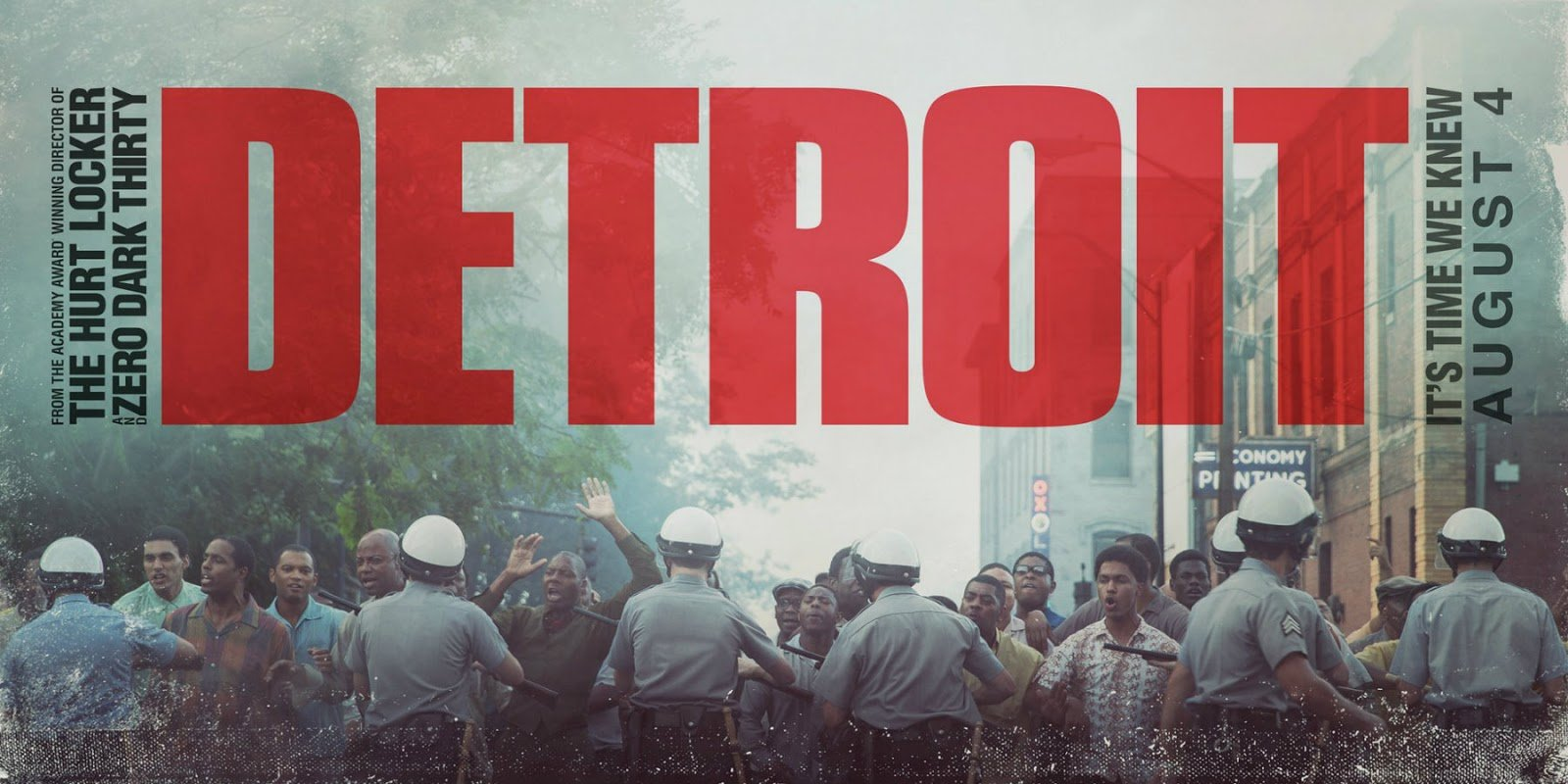 """Can White Writers Truly Tell Our Stories? A Look at """"Detroit"""""""