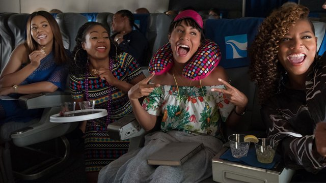 Girls Trip Becomes 1st Film to Cross $100M Produced, Directed, Written and Starring African Americans