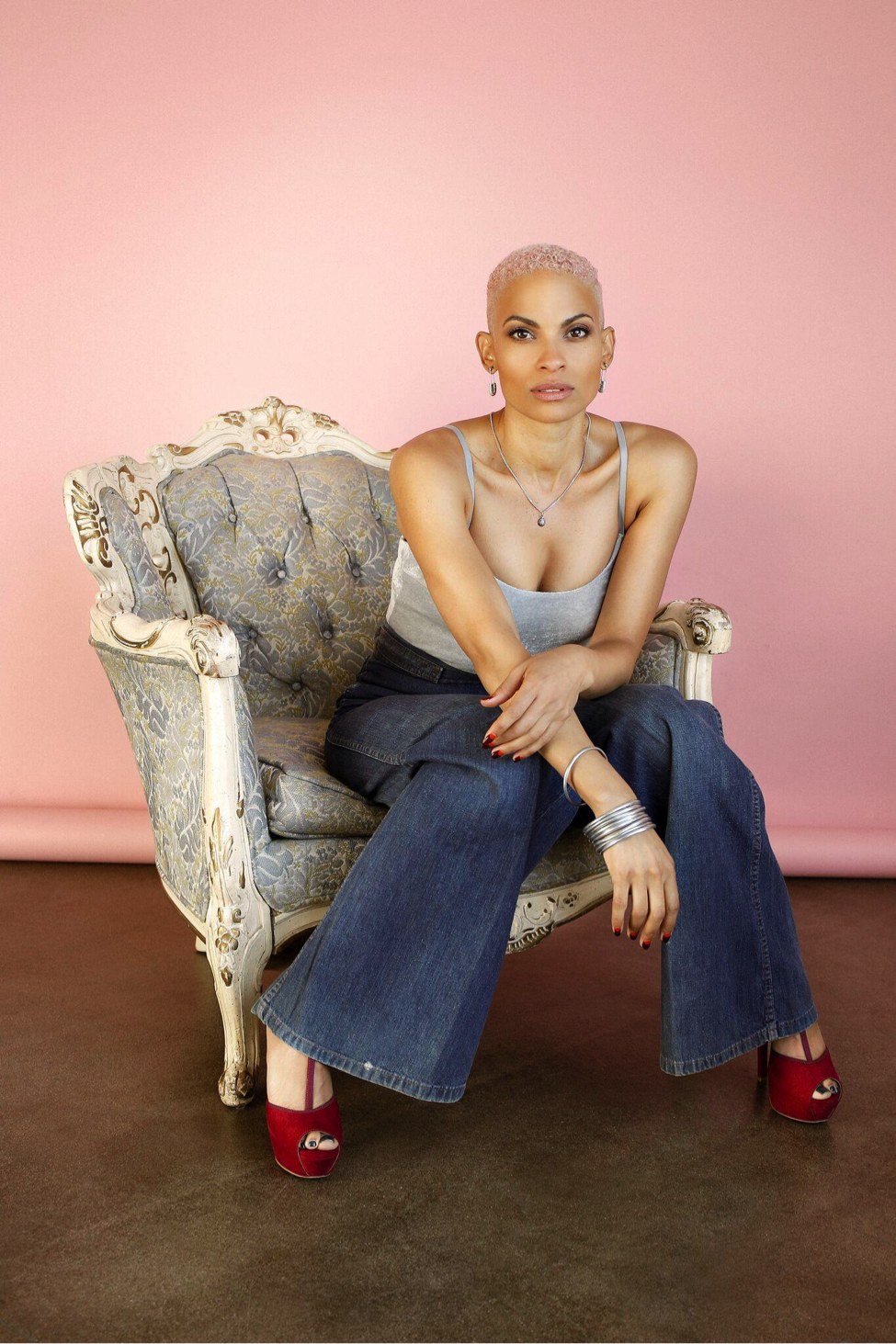 CN Exclusive: Goapele Opens Up About Her Big Hair Chop, Offers Advice To Young Women