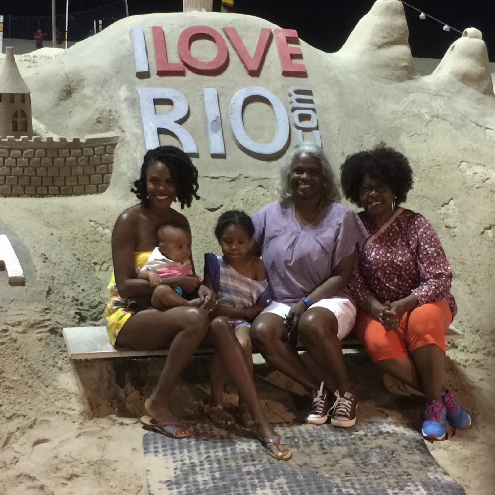 Rio: The View Through Their Eyes