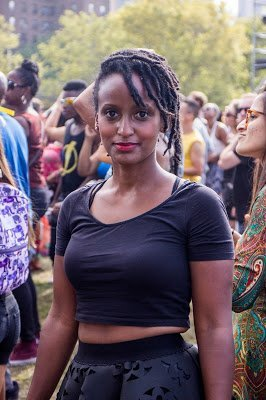 50 Breathtaking Portraits From Afropunk 2017