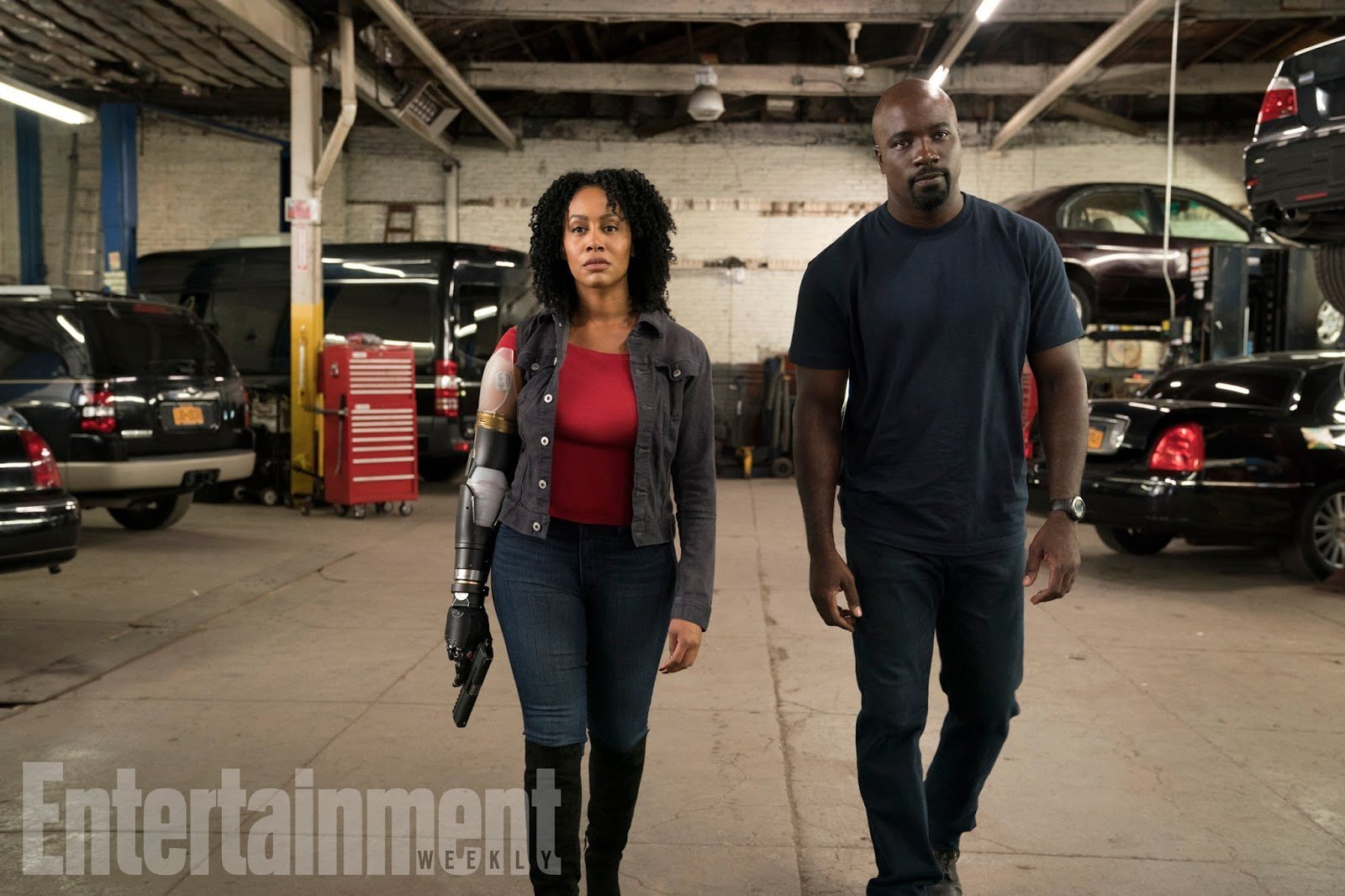 Here's A First-Look At Marvel's 'Luke Cage' Season 2