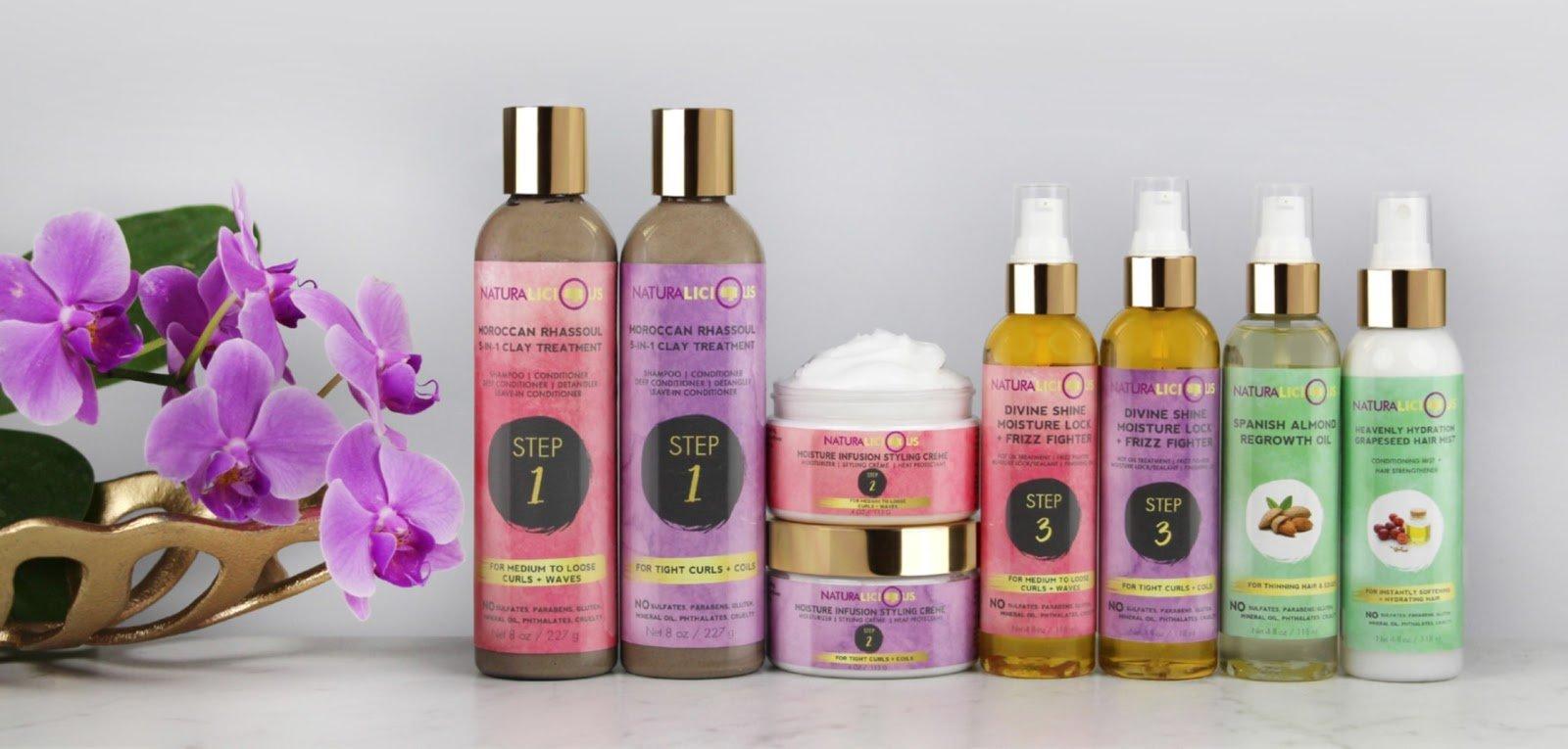 Single Mom With A $32 Bank Balance Creates International Hair Care Brand