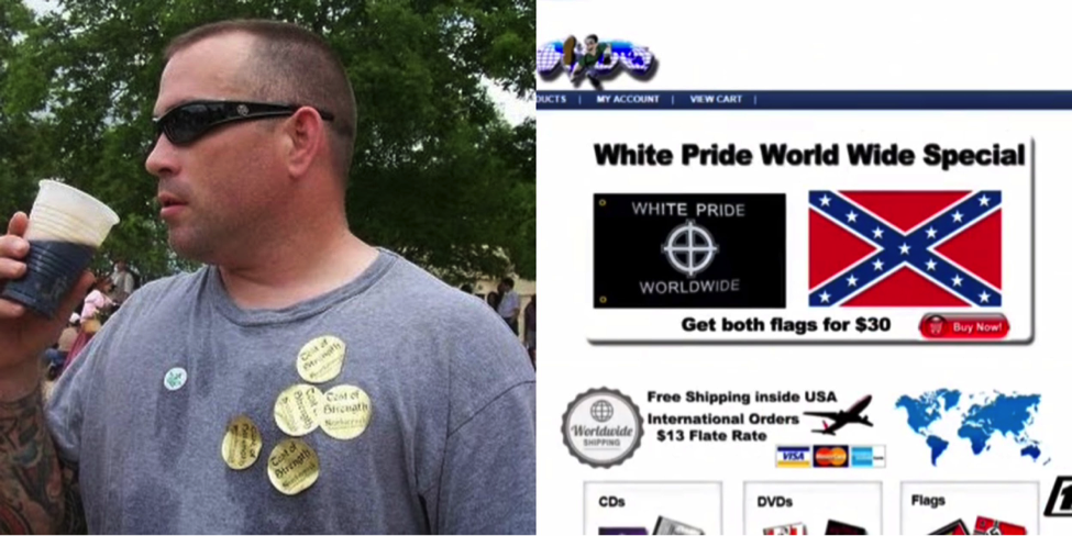 Oklahoma Police Chief Resigns After Being Linked To Neo-Nazi Websites