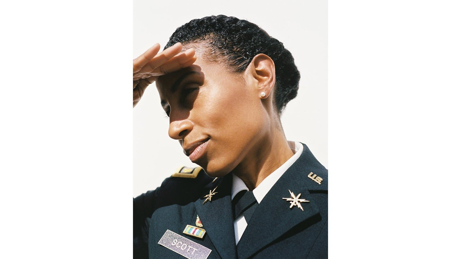 These Black Military Servicewomen Are Unapologetically Rocking Their Natural Hair In Uniform