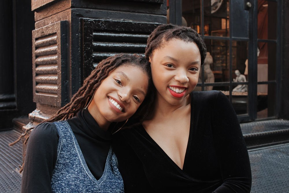 Chloe x Halle Join The Cast of 'Black-ish' Spinoff 'Grown-ish'