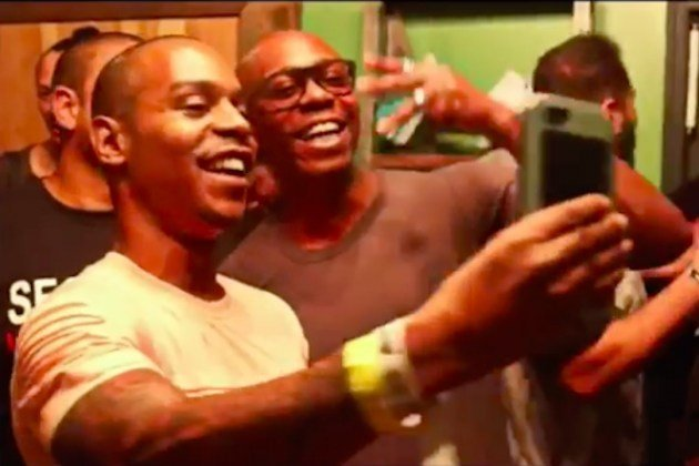 Dave Chapelle Finally Meets Dylan From 'Making The Band'
