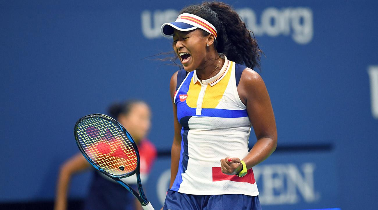 19-Year-Old Haitian-Japanese Tennis Player Pulls An Upset And Defeats U.S. Open Champion
