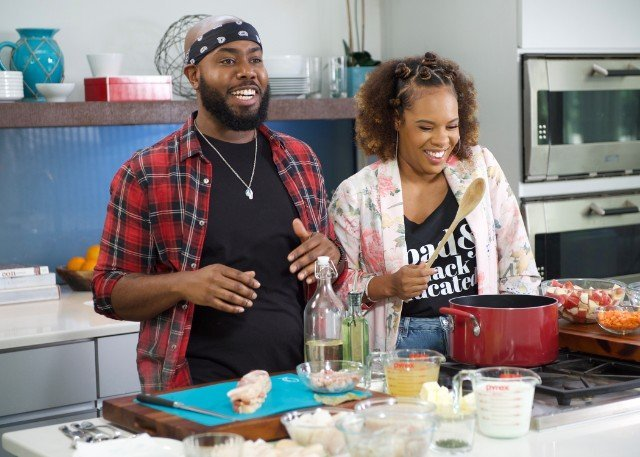 Issa Rae's 'Butter + Brown' Web Series Finds Home On Magic Johnson's Aspire TV