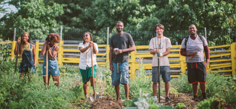 Why Black People Need To Start Growing Our Own Food