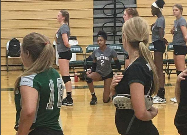 Learning To #TakeAKnee From A Brave High School Student