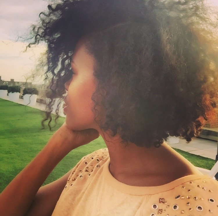 Get Thicker Looking Natural Hair, Today!