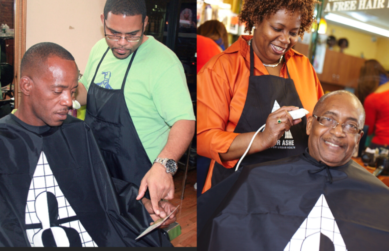 How Barbers And Stylists Are Saving Lives In This Brooklyn Community