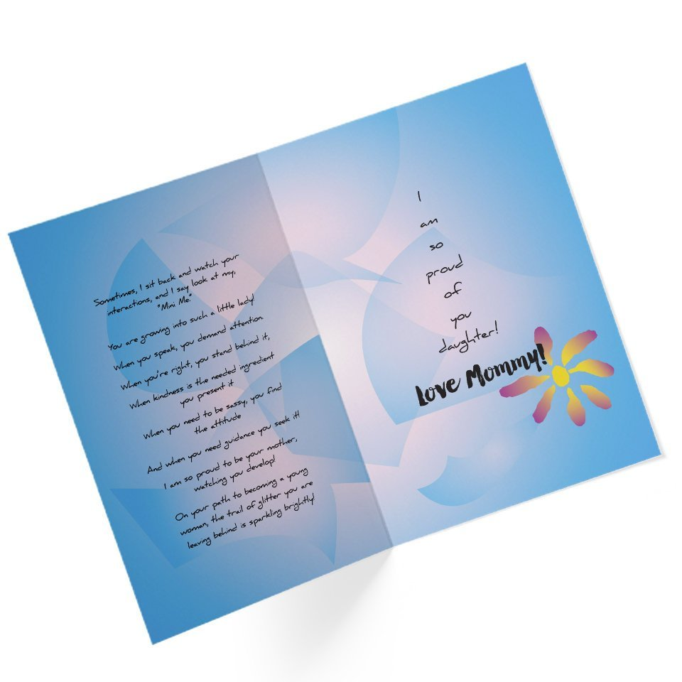 How A Simple Greeting Card Can Transform Mother-Daughter Relationships