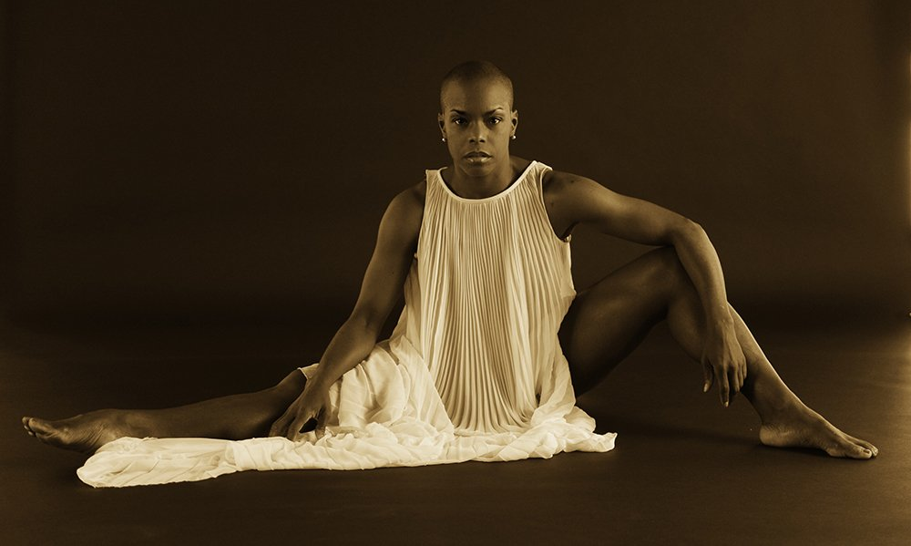 Alvin Ailey's Hope Boykin On Becoming Comfortable In Her Own Skin